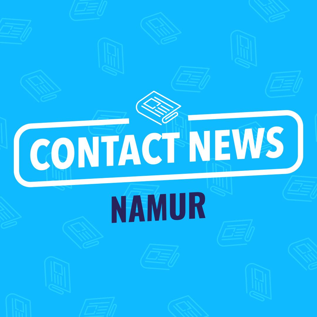 Contact News Namur 08h